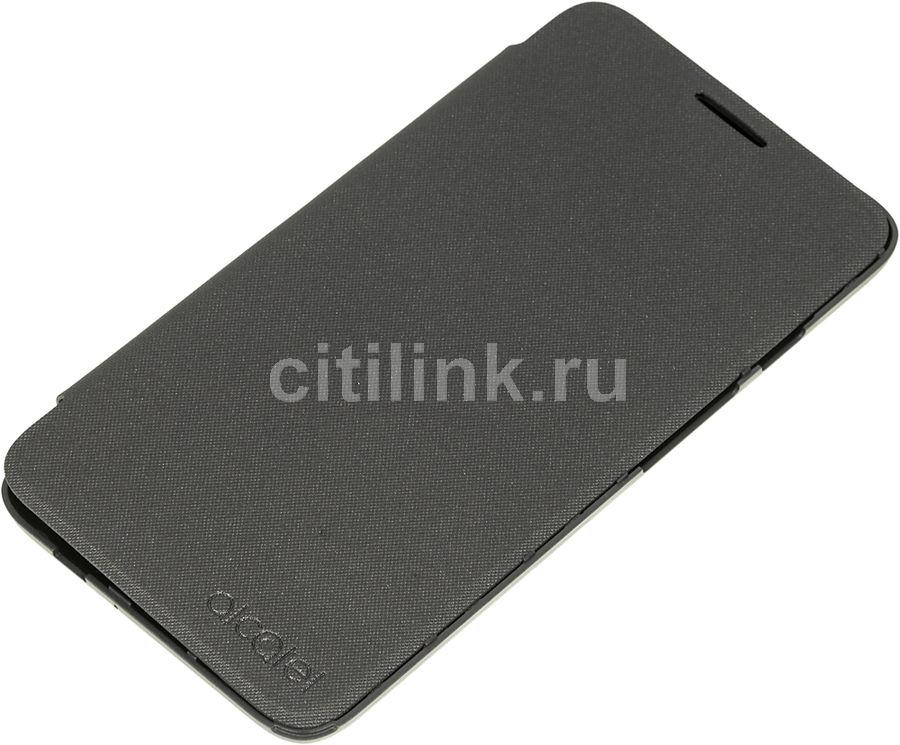 Чехол (флип-кейс) ALCATEL FlipCover, для Alcatel Pixi 4 5045, черный [g5045-3aalfcg]