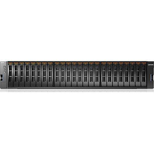 Система хранения Lenovo Storwize V3700 x24 2.5 2x800W V2 XP SFF Control Enclosure (6535EC4)