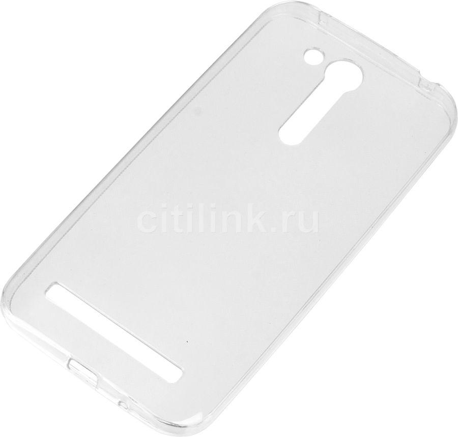 Чехол (клип-кейс) REDLINE iBox Crystal, для Asus ZenFone Go ZB452KG/ZB450KL, прозрачный [ут000009144]