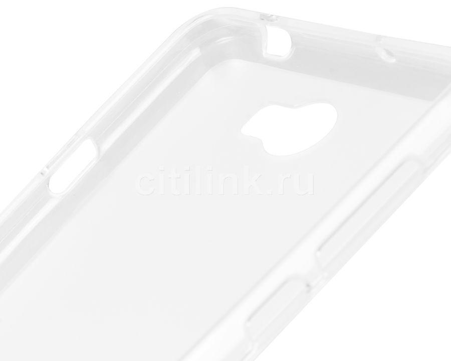 Чехол iBox Crystal для APPLE iPhone 5 / 5S / SE Grey