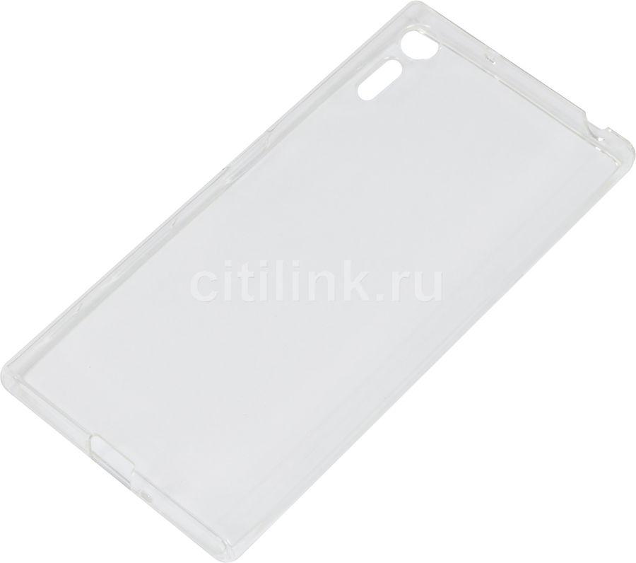 Чехол REDLINE iBox Crystal, для Sony Xperia XZ, прозрачный [ут000009856]