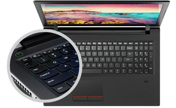Ноутбук Lenovo V510-15IKB Black 80WQ024FRK (Intel Core i5-7200U 2.5 GHz/4096Mb/256Gb SSD/DVD-RW/Intel HD Graphics/Wi-Fi/Bluetooth/Cam/15.6/1920x1080/Windows 10 Pro)