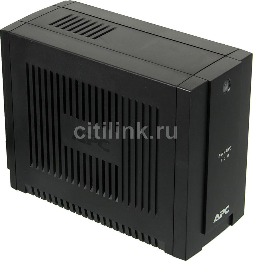 ИБП APC Back-UPS BC750-RS,  750ВA