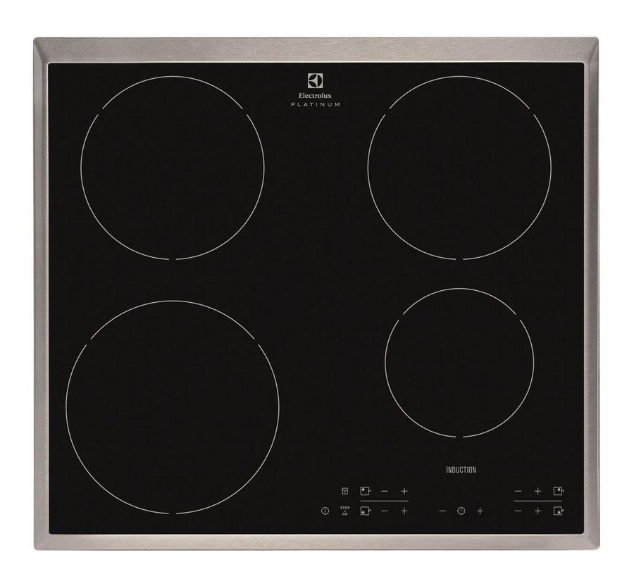 Варочная панель ELECTROLUX EHH96340XK,  индукционная,  независимая,  черный