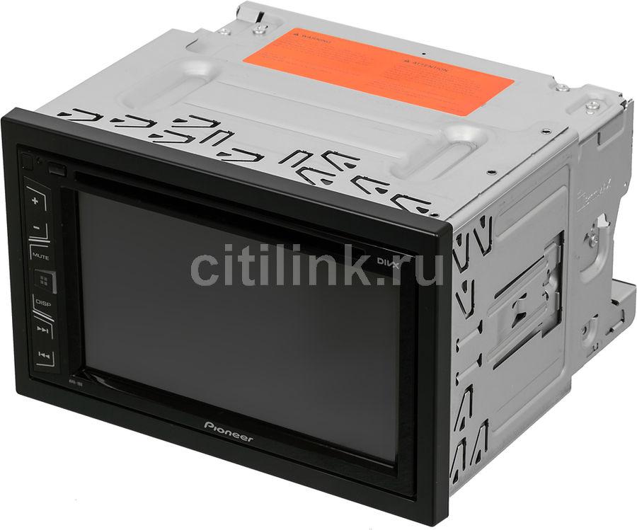 Автомагнитола PIONEER AVH-190,  USB