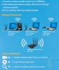 Сетевой адаптер WiFi NETIS WF2113 PCI Express x1 вид 8