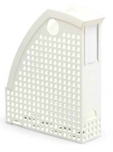 Лоток вертикальный Durable 1701625010 Trend A4 74x305x244мм белый