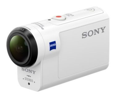 Экшн-камера SONY HDR-AS300 1080p, WiFi, белый [hdras300.e35] sony hdr as300