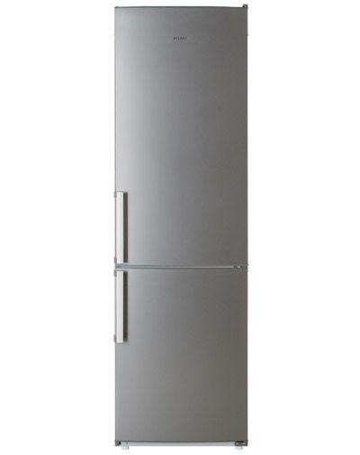 Холодильник АТЛАНТ ХМ 4426-080 N,  двухкамерный,  серебристый