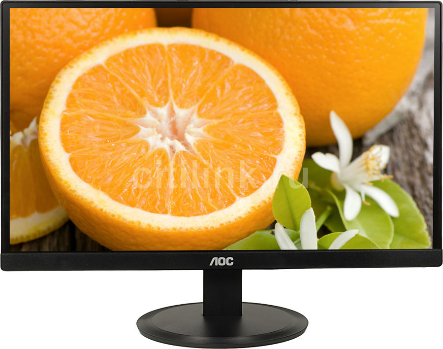 Монитор ЖК AOC Value Line I2280SWD/01 21.5, черный монитор aoc i2280swd black