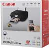 МФУ CANON Pixma TS5040, A4, цветной, струйный, черный [1367c007] вид 16