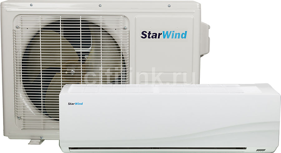 Сплит-система STARWIND TAC-12CHSA/HD (комплект из 2-х коробок)