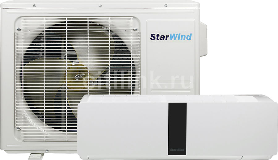 Сплит-система STARWIND TAC-09CHSA/JI (комплект из 2-х коробок)