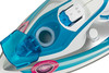 Утюг POLARIS PIR2468AK,  2400Вт,  голубой/ белый вид 6
