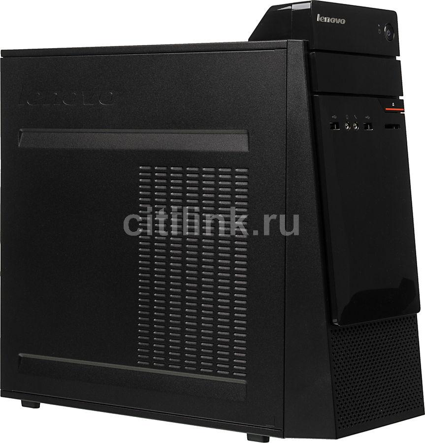 Компьютер  LENOVO S200,  Intel  Celeron  J3060,  DDR3L 4Гб, 500Гб,  Intel HD Graphics 400,  CR,  Windows 10 Home,  черный [10hr001tru]