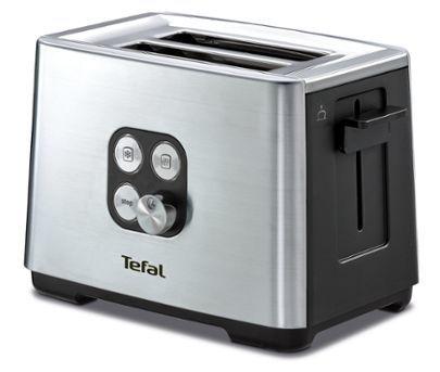 Тостер TEFAL TT420D30,  серебристый [8000035884]