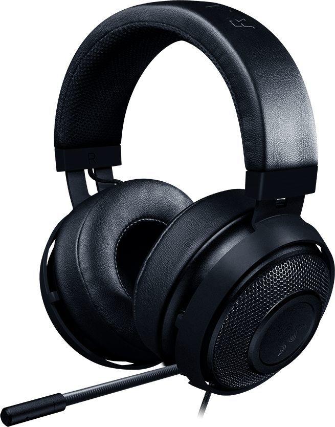 Наушники с микрофоном RAZER Kraken Pro V2,  мониторы, черный  [rz04-02050100-r3m1]