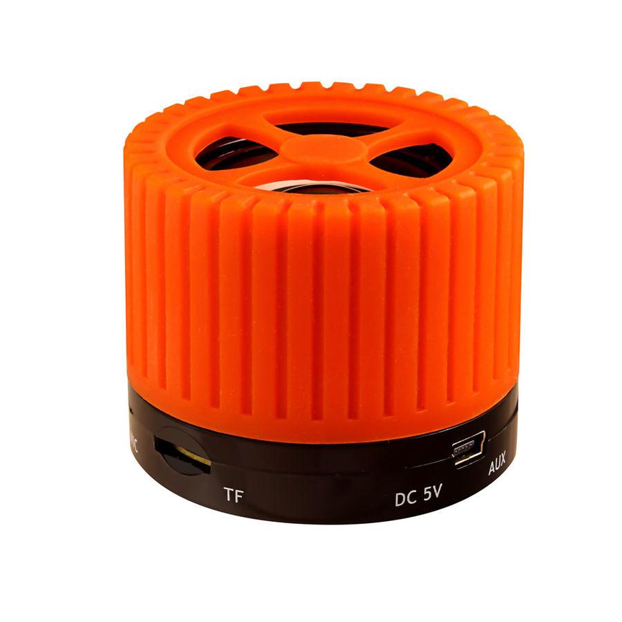 Портативные колонки GINZZU GM-988O,  оранжевый