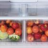 Холодильник SHARP SJ-XE59PMBE,  двухкамерный, бежевый вид 4