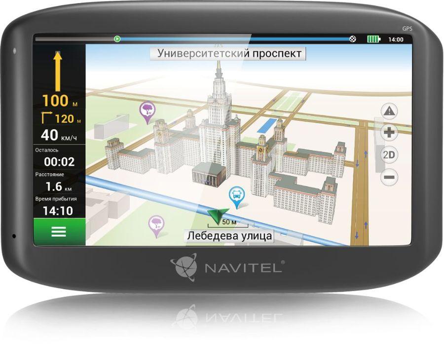 GPS навигатор NAVITEL N500,  5
