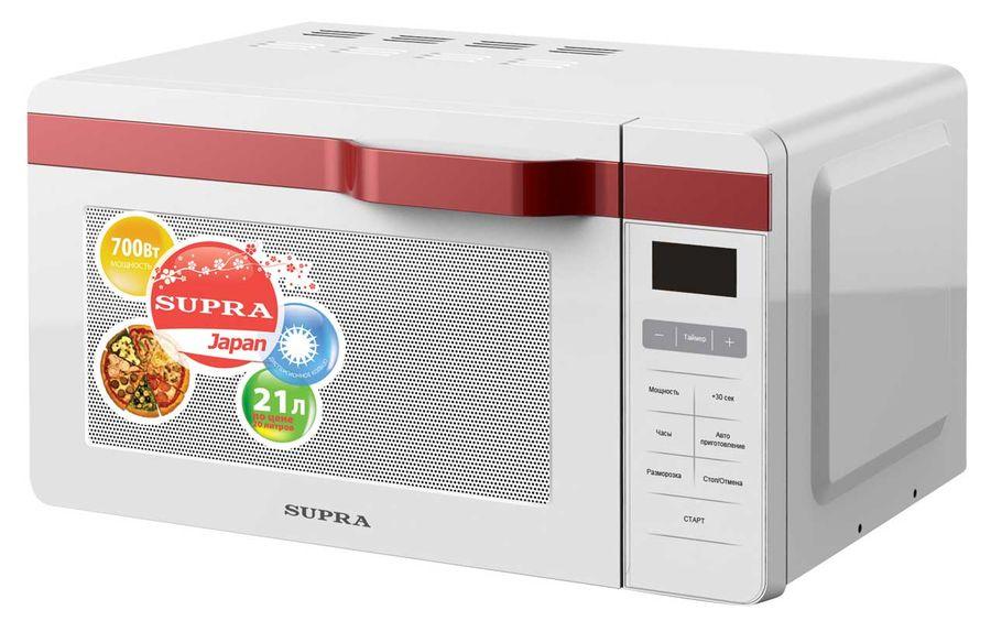 Микроволновая печь SUPRA MWS-2133SW, белый