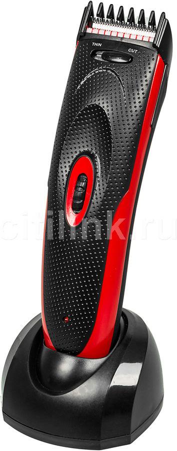 Триммер SINBO SHC 4354S,  красный/черный