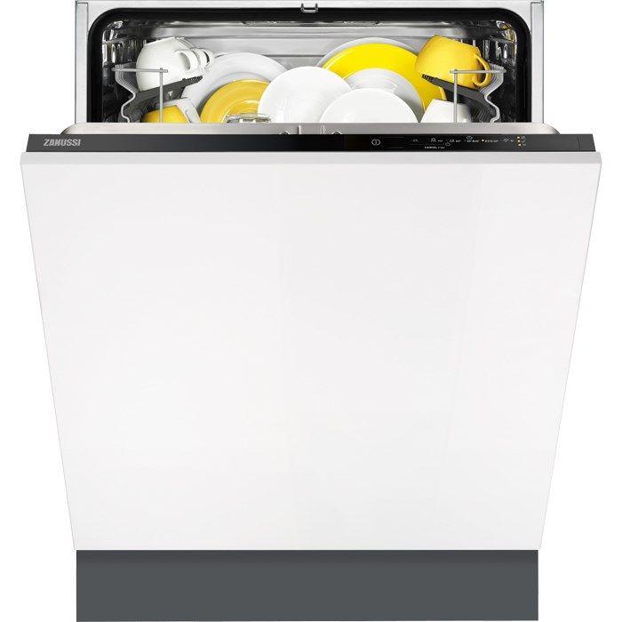 Посудомоечная машина полноразмерная ZANUSSI ZDT92100FA,  белый