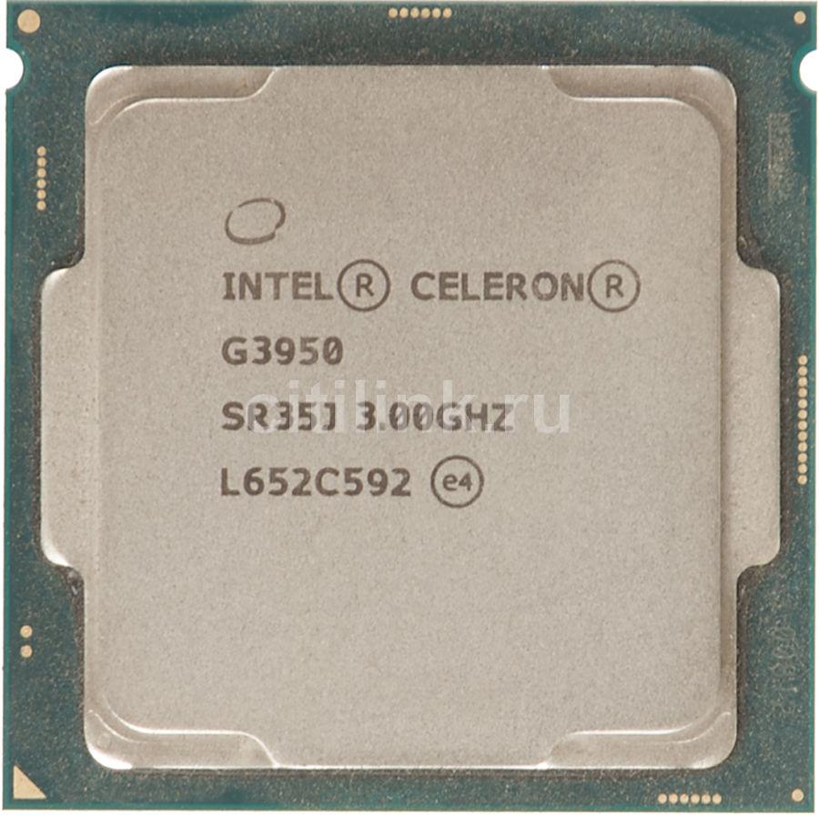Процессор INTEL Celeron G3950, LGA 1151 * OEM [cm8067703015716s r35j]