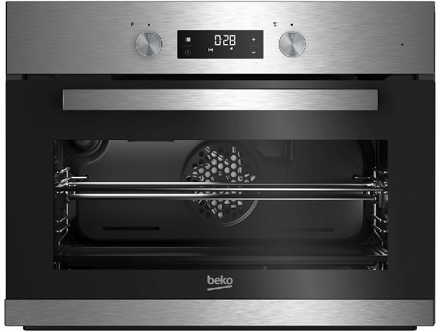 Духовой шкаф BEKO BCM12300X,  нержавеющая сталь