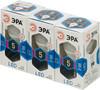 Лампа ЭРА P45-5w-842-E14, 5Вт, 400lm, 30000ч,  4200К, E14,  3 шт. [б0018409] вид 1