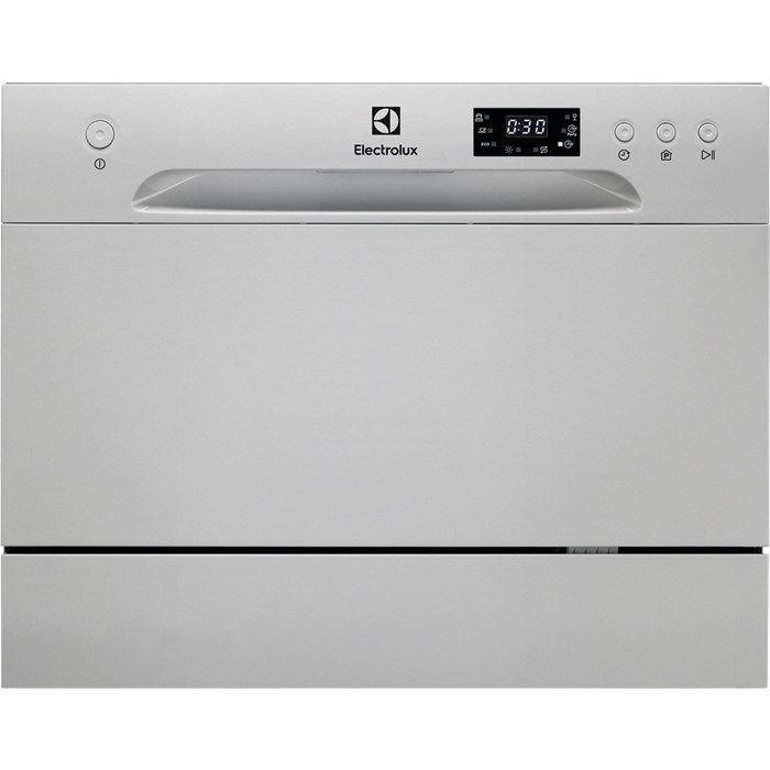 Посудомоечная машина ELECTROLUX ESF2400OS,  компактная, серебристая