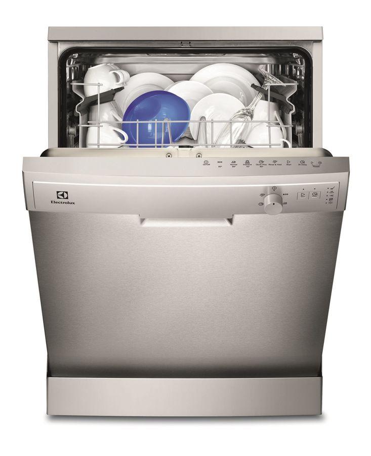 Посудомоечная машина ELECTROLUX ESF9520LOX,  полноразмерная, нержавеющая сталь