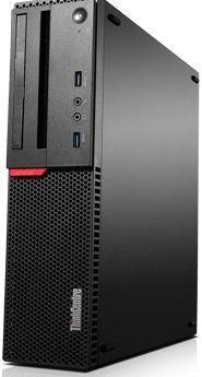 Компьютер  LENOVO ThinkCentre M700,  Intel  Core i7  6700,  DDR4 8Гб, 2Тб,  NVIDIA GeForce GT720 - 1024 Мб,  Windows 10 Professional,  черный [10gss2t900]