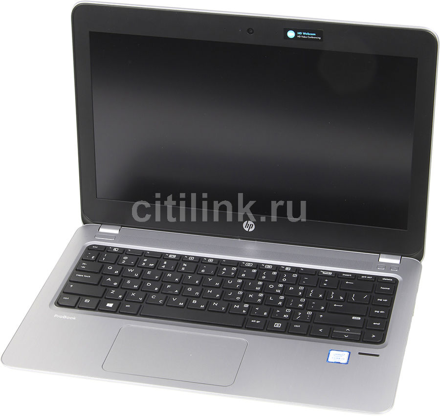 Ноутбук HP ProBook 430 G4, 13.3, Intel Core i3 7100U 2.4ГГц, 4Гб, 500Гб, Intel HD Graphics 620, Free DOS 2.0, Y7Z47EA, серебристый ноутбук hp probook 430 g5 13 3 intel core i5 8250u 1 6ггц 4гб 500гб intel hd graphics 620 free dos 2 0 2sx96ea серебристый
