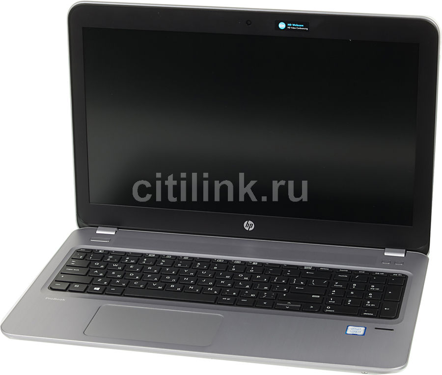Ноутбук HP ProBook 450 G4, 15.6, Intel Core i3 7100U 2.4ГГц, 4Гб, 500Гб, Intel HD Graphics 620, DVD-RW, Free DOS 2.0, Y8A52EA, серебристый ноутбук hp probook 430 g5 13 3 intel core i5 8250u 1 6ггц 4гб 500гб intel hd graphics 620 free dos 2 0 2sx96ea серебристый