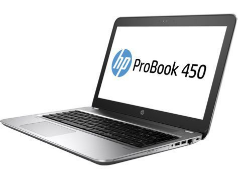 Ноутбук HP ProBook 450 G4, 15.6, Intel Core i3 7100U 2.4ГГц, 4Гб, 500Гб, nVidia GeForce 930MX - 2048 Мб, DVD-RW, Free DOS 2.0, Y8A32EA, серебристый ноутбук hasee 14 intel i3 3110m dvd rw nvidia geforce gt 635m intel gma hd 4000 2 g k460n