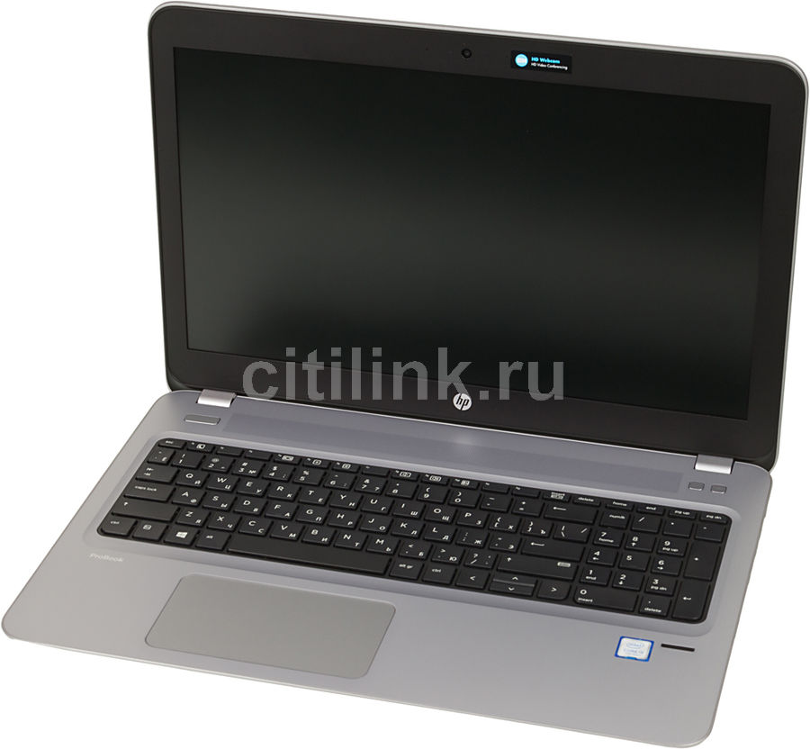 Ноутбук HP ProBook 450 G4, 15.6, Intel Core i5 7200U, 2.5ГГц, 4Гб, 500Гб, Intel HD Graphics 620, DVD-RW, Free DOS 2.0, серебристый [y8a60ea] free shipping 768139 001 for hp probook 450 g2 palm rest cover display housing laptop