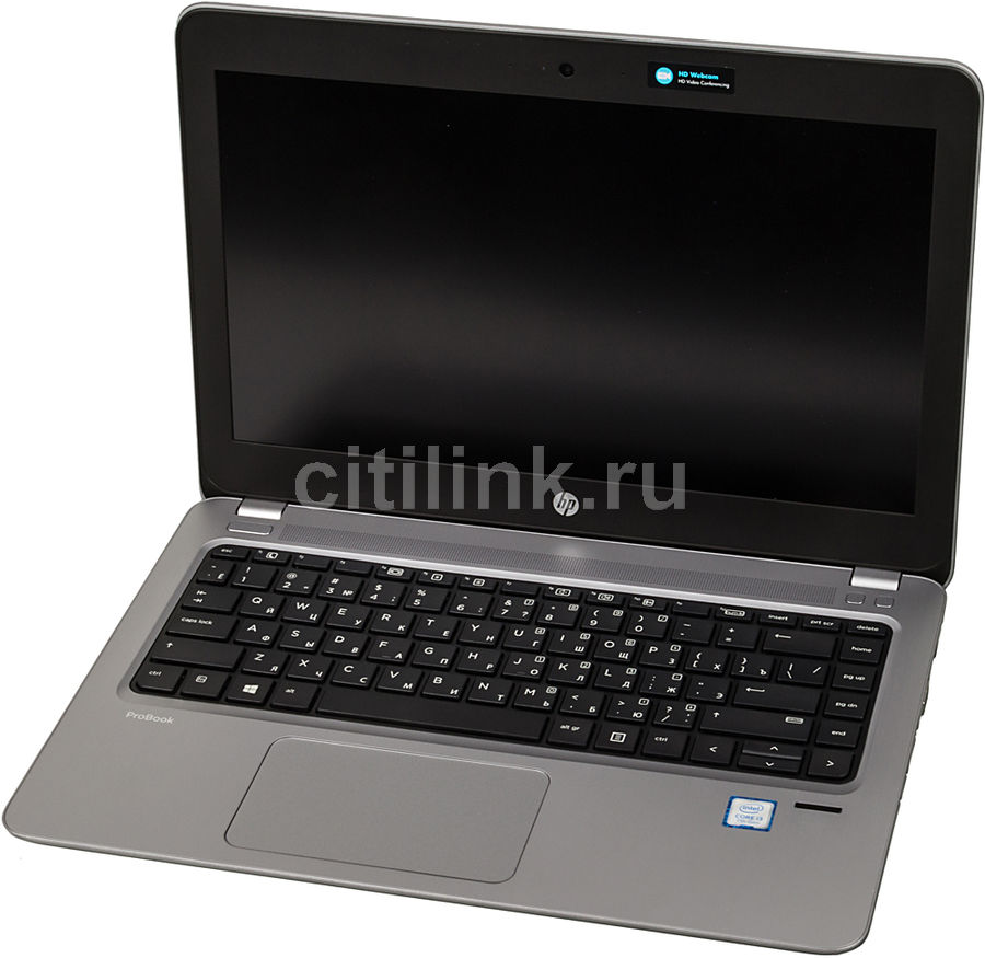 Ноутбук HP ProBook 430 G4, 13.3, Intel Core i3 7100U 2.4ГГц, 4Гб, 128Гб SSD, Intel HD Graphics 620, Windows 10 Professional, Y7Z48EA, серебристый ноутбук hp probook 430 g4 core i3 7100u 4gb 128gb ssd 13 3 win10 pro silver