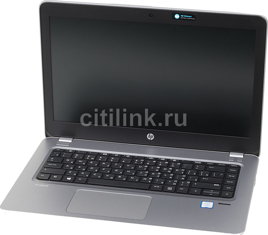 Ноутбук HP ProBook 440 G4, 14, Intel Core i3 7100U 2.4ГГц, 4Гб, 500Гб, Intel HD Graphics 620, Free DOS 2.0, Y7Z78EA, серебристый ноутбук hp probook 430 g5 13 3 intel core i5 8250u 1 6ггц 4гб 500гб intel hd graphics 620 free dos 2 0 2sx96ea серебристый