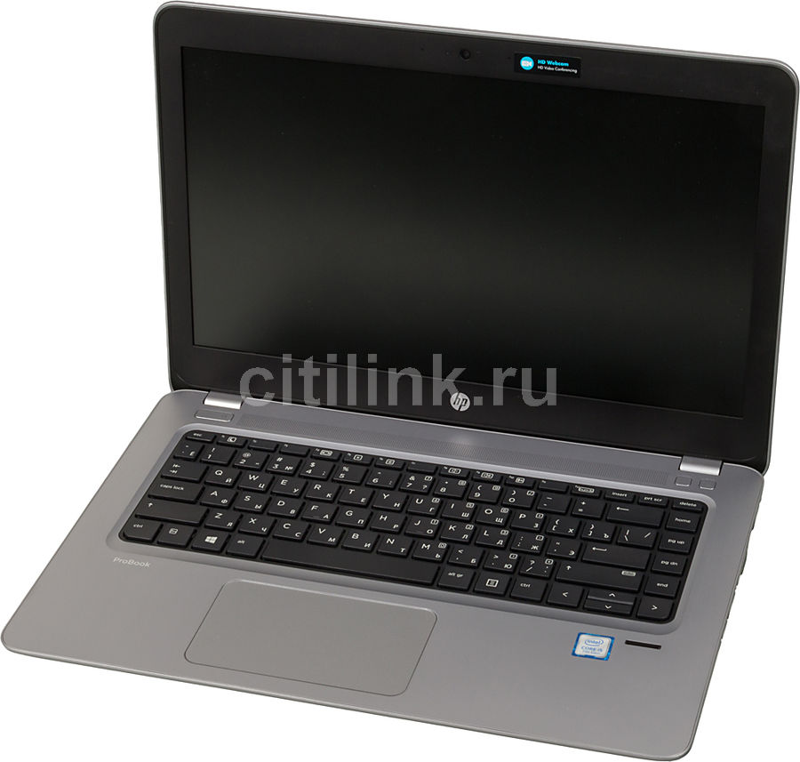 Ноутбук HP ProBook 440 G4, 14, Intel Core i5 7200U 2.5ГГц, 4Гб, 500Гб, Intel HD Graphics 620, Free DOS 2.0, Y7Z85EA, серебристый ноутбук hp probook 430 g5 13 3 intel core i5 8250u 1 6ггц 4гб 500гб intel hd graphics 620 free dos 2 0 2sx96ea серебристый