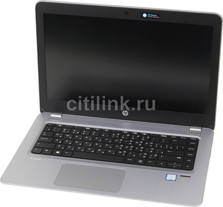 Ноутбук HP ProBook 440 G4, 14, Intel Core i5 7200U 2.5ГГц, 4Гб, 128Гб SSD, Intel HD Graphics 620, Free DOS 2.0, Y7Z81EA, серебристый ноутбук hp probook 430 g5 13 3 intel core i5 8250u 1 6ггц 4гб 500гб intel hd graphics 620 free dos 2 0 2sx96ea серебристый