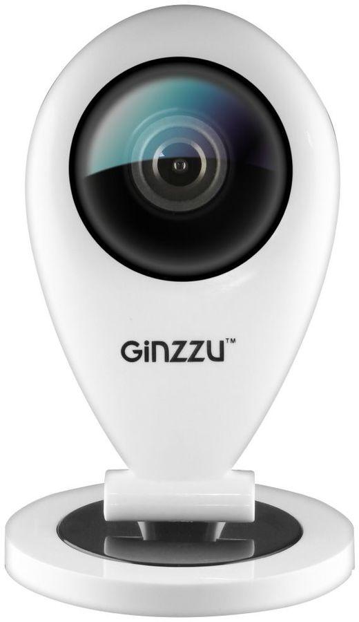 Камера видеонаблюдения GINZZU HWD-1031X,  3.6 мм,  белый