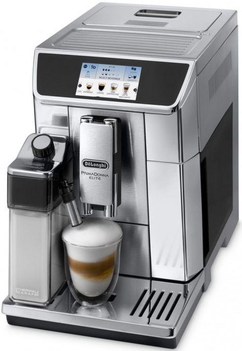 Кофемашина DELONGHI ECAM650.75.MS,  серебристый
