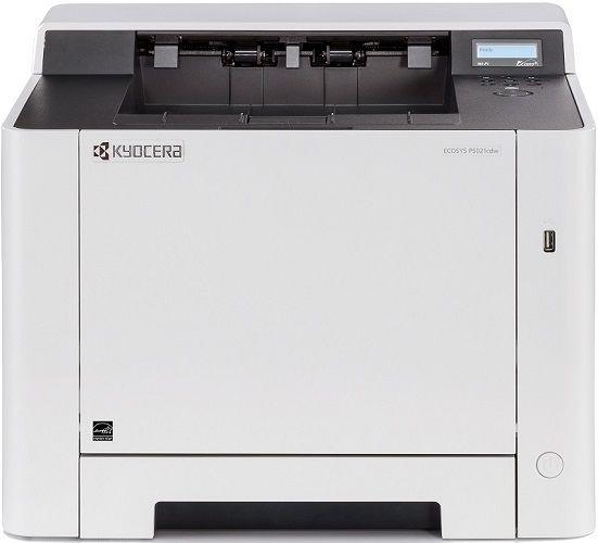 Принтер лазерный KYOCERA Color P5021cdw лазерный, цвет:  белый [1102rd3nl0]