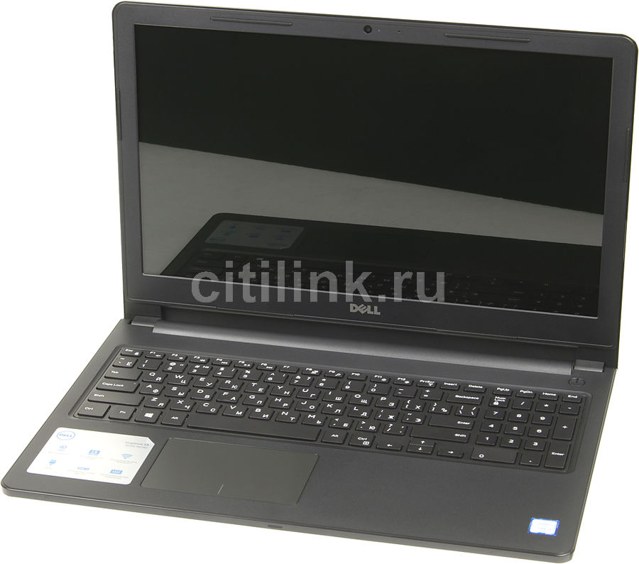 Ноутбук DELL Inspiron 3567, 15.6, Intel Core i3 6006U 2.0ГГц, 4Гб, 500Гб, Intel HD Graphics 520, DVD-RW, Linux, черный [3567-7855] ноутбук dell inspiron 3567 15 6 intel core i3 6006u 2 0ггц 4гб 1000гб intel hd graphics 520 dvd rw linux черный [3567 7836]
