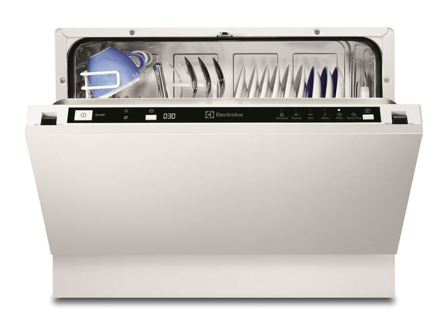 Посудомоечная машина Electrolux ESL2400RO белый (компактная)
