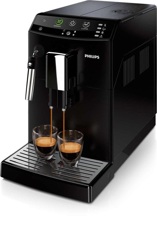Кофемашина PHILIPS HD8822/09,  черный