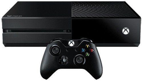 Игровая консоль MICROSOFT Xbox One с 500 ГБ памяти, игрой FIFA 17,  5C7-00281, черный