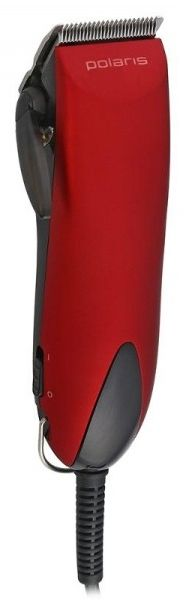 Триммер POLARIS PHC 2501,  красный