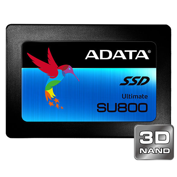 SSD накопитель A-DATA SU800 ASU800SS-512GT-C 512Гб, 2.5, SATA III накопитель ssd a data adata ultimate su800 512gb asu800ss 512gt c